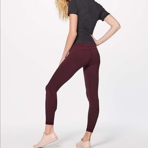 Lululemon In Movement Tights